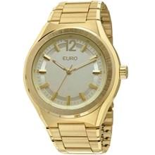 Relógio Euro Feminino Kit Dourado EU2036AIJ/4D