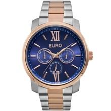 Relógio Euro Feminino Multifunção EU6P29AGW/5A