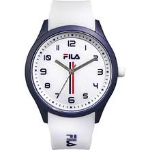 Relógio Fila Feminino Branco Azul 38-129-104
