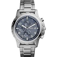Relógio Fossil Dean Masculino Cronógrafo Cinza FS5023