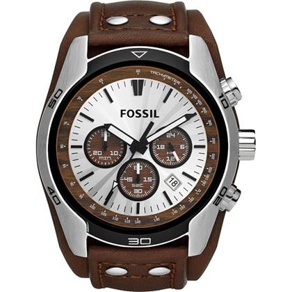 d6497803ef9 Relógio Fossil Masculino Cronógrafo CH2565 - My Time