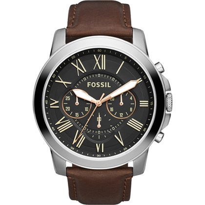 eee4ec19cc2 Relógio Fossil Masculino Cronógrafo FS4813 - My Time