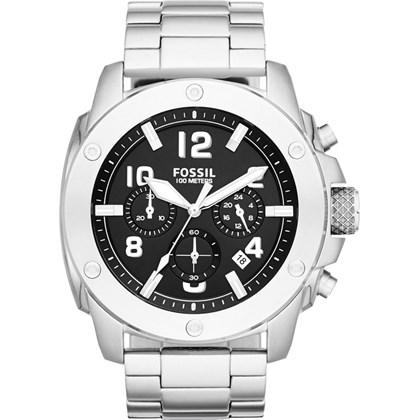 ec7a105c314 Relógio Fossil Masculino Cronógrafo FS4926 - My Time