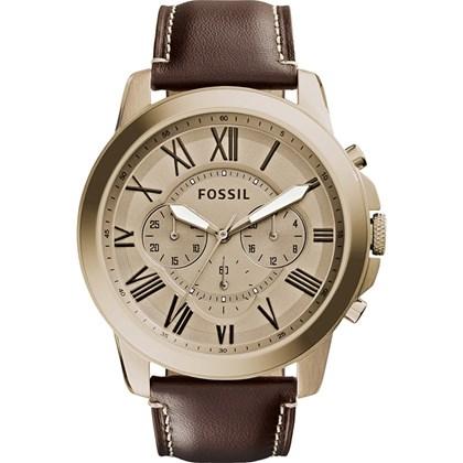 4908e0428b7 Relógio Fossil Masculino Cronógrafo FS5107 - My Time