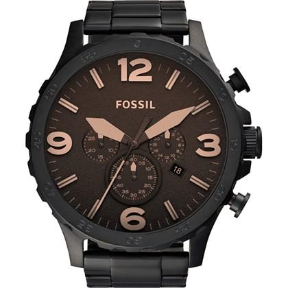 7ed84a3d35e Relógio Fossil Masculino Cronógrafo JR1356 - My Time