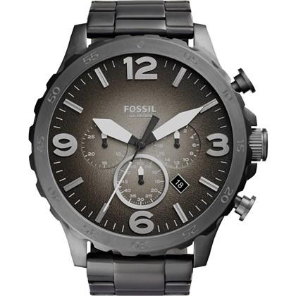 6be1ef72f2f Relógio Fossil Masculino Cronógrafo JR1437 - My Time