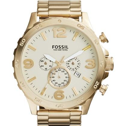 478f5131184 Relógio Fossil Masculino Cronógrafo JR1479 - My Time
