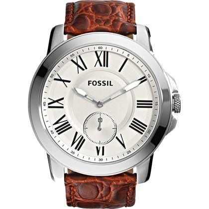 48ed8bfce87 Relógio Fossil Masculino FS4963 - My Time