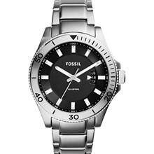 Relógio Fossil Wakefield Masculino Preto FS5058