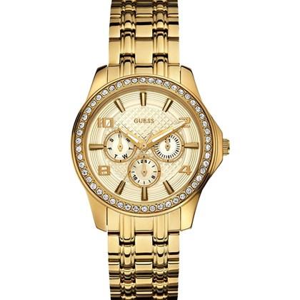 fe3be994d35 Relógio Guess Feminino Dourado 92490LPGSDA1 - My Time