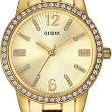 Relógio Guess Feminino Dourado 92554LPGLDA2