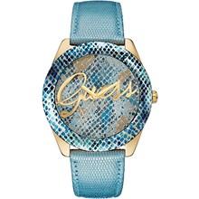Relógio Guess Feminino Dourado Azul 92536LPGTDC3