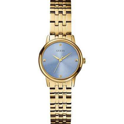 f1801984b56 Relógio Guess Feminino Dourado Azul 92588LPGDDA2 - My Time