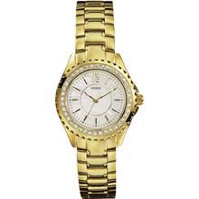 Relógio Guess Feminino Dourado Branco 92179L1GSDA1