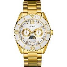 Relógio Guess Feminino Dourado Branco 92559LPGSDA2