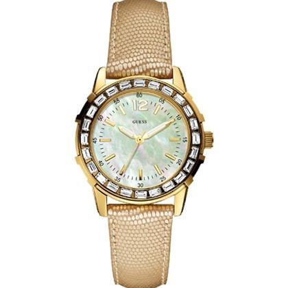 fe4eb712da1 Relógio Guess Feminino Dourado Marrom 92468LPGSDC4 - My Time