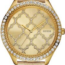 Relógio Guess Feminino Dourado Marrom 92557UPGTDC2
