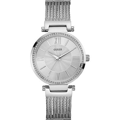 a7131520e69 Relógio Guess Feminino Prata 92580L0GDNA1 - My Time