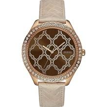 Relógio Guess Feminino Rose Marrom 92557LPGTRC1