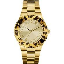 Relógio Guess Feminino Safari Dourado 92523LPGTDA1