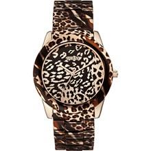 Relógio Guess Feminino Safari Rose Preto 92527LPGSRA1