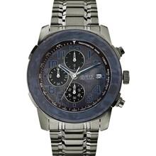 Relógio Guess Masculino Cronógrafo Cinza Azul 92437GPGSSA2