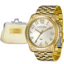 Relógio Lince Feminino Kit LRG4456LK B2KX