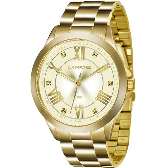 Relógio Lince Feminino LRGJ046L C3KX