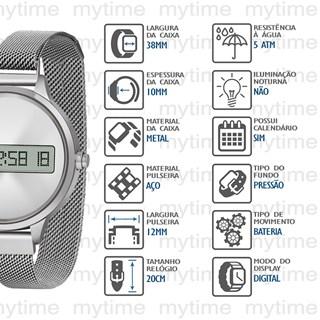 Relógio Lince Feminino SDM4636L S2SX