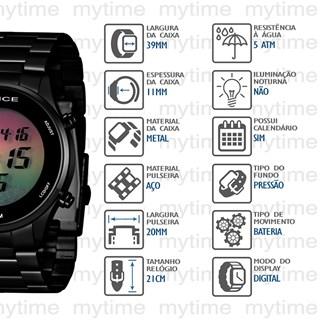 Relógio Lince Feminino SDN4638L QXPX