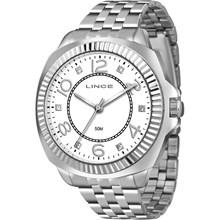 Relógio Lince Glam Feminino Prata LRMJ060L B2SX