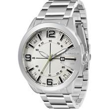 Relógio Lince Masculino Prata Cinza MRM4333S B2SX