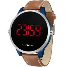 Relógio Lince Unisex LED MDC4594L PXMX