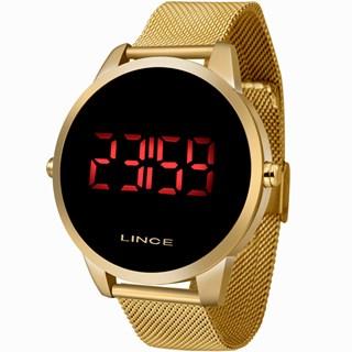 Relógio Lince Unisex Led MDG4586L PXKX