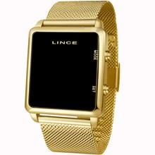 Relógio Lince Unisex Led MDG4596L PXKX