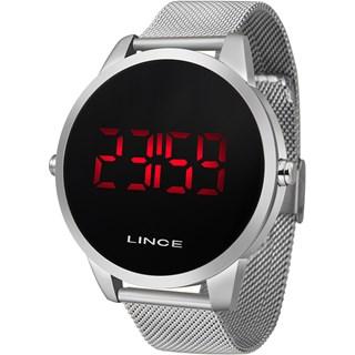 Relógio Lince Unisex Led MDM4586L PXSX