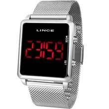 Relógio Lince Unisex LED MDM4596L PXSX