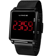 Relógio Lince Unisex LED MDN4596L PXPX