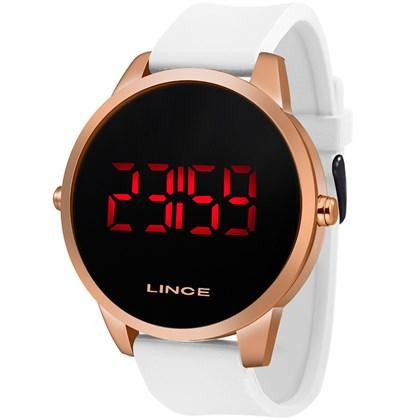 Relógio Lince Unisex LED MDP4594L PXBX