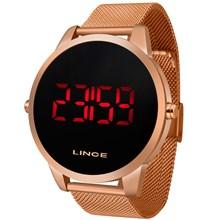 Relógio Lince Unisex LED MDR4594L PXRX