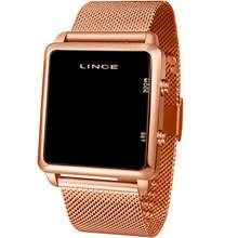 Relógio Lince Unisex LED MDR4596L PXRX