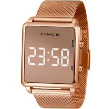 Relógio Lince Unisex Led MDR4619L BXRX