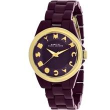 Relógio Marc Jacobs Feminino Lilás EBM3525