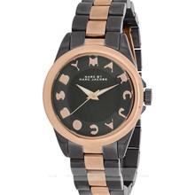 Relógio Marc Jacobs Feminino Preto Rose EBM3114