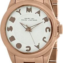 Relógio Marc Jacobs Feminino Rose EBM3112