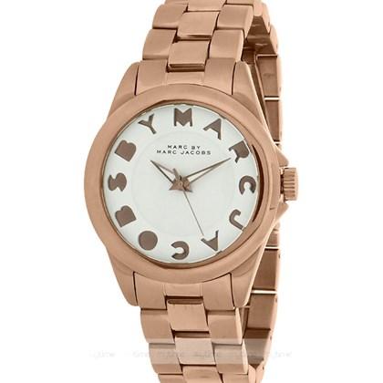 831b91256ac Relógio Marc Jacobs Feminino Rose EBM3112 - My Time