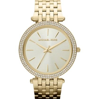 Relógio Michael Kors Darci Feminino Dourado MK3191 - My Time 395b0c1221