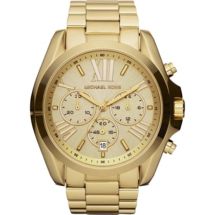 Relógio Michael Kors Feminino Cronógrafo MK5605 - My Time ef64ddd2e6