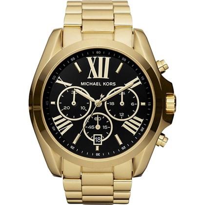 41f42981f55a5 Relógio Michael Kors Feminino Cronógrafo MK5739 - My Time