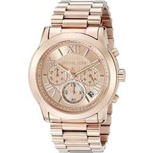 Relógio Michael Kors Feminino Cronógrafo Rose MK6275